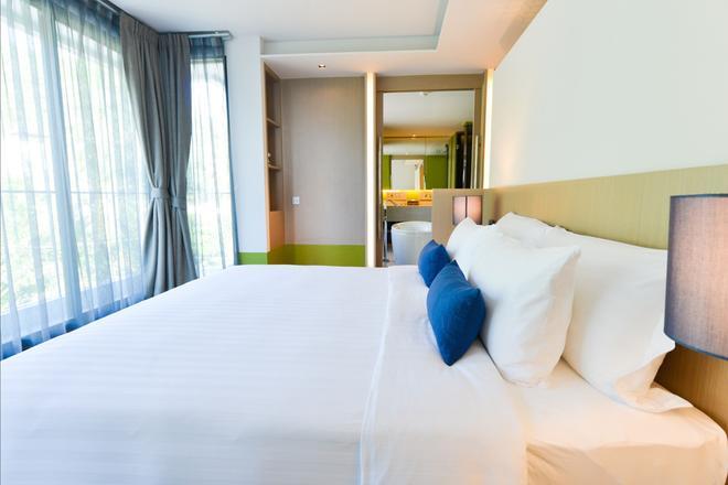 The Yama Hotel Phuket - Karon - Makuuhuone