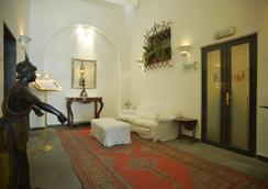 Real Orto Botanico - Naples - Hành lang