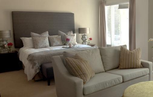 Q on First - Johannesburg - Phòng ngủ