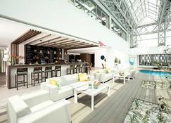 Grand Tikal Futura Hotel - Guatemala City - Restaurant
