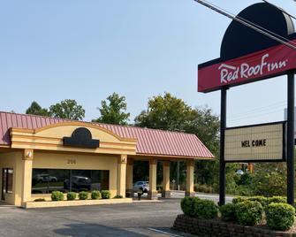 Red Roof Inn Lenoir - Lenoir - Hoteleingang