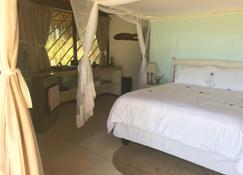 Lukes Place - Vilanculos - Soveværelse
