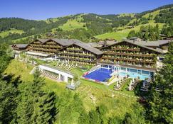 Ermitage Wellness- & Spa-Hotel - Saanen - Building