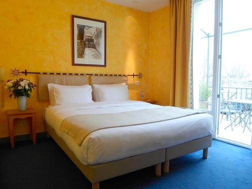Brit Hôtel Acacias - Arles - Phòng ngủ