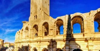 Brit Hotel Acacias - Arles - Property amenity
