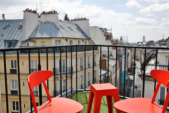 Hotel Josephine by HappyCulture - París - Balcón