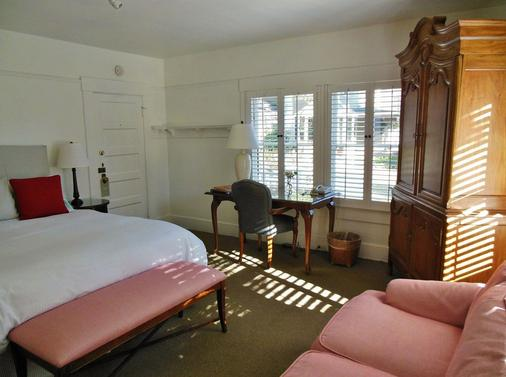 The Upham Hotel - Santa Barbara - Bedroom