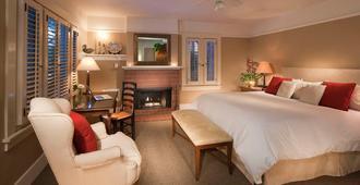 The Upham Hotel - Santa Barbara - Makuuhuone