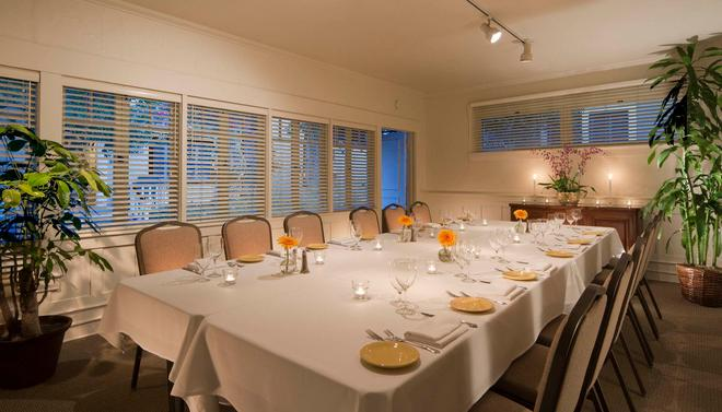 The Upham Hotel - Santa Barbara - Restaurant
