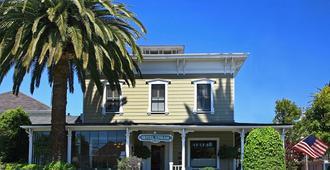 The Upham Hotel - Santa Barbara - Building
