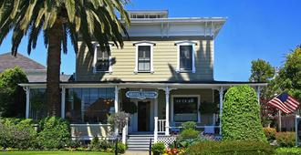 The Upham Hotel - Santa Barbara - Rakennus