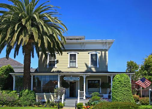 The Upham Hotel - Santa Barbara - Building