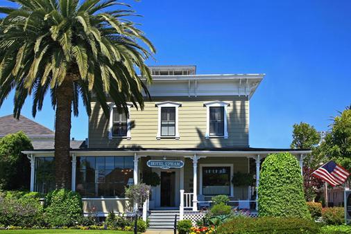 The Upham Hotel - Santa Barbara - Rakennus