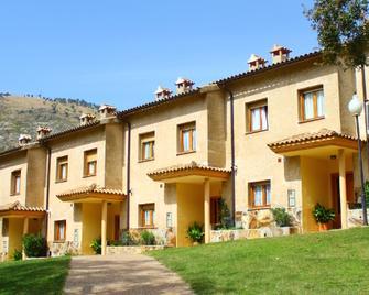 Residencial Los Robles - Arroyo Frio - Building