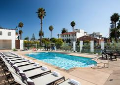 The Wayfarer - Santa Barbara - Pool