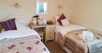 ذا بروكتون - بريدلنغتون - غرفة نوم