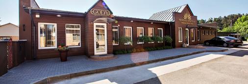 Goda Hotel & Spa - Druskininkai - Rakennus