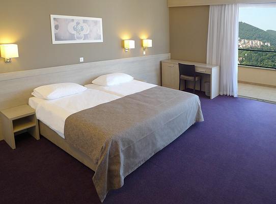 Hotel Adria - Ντουμπρόβνικ - Κρεβατοκάμαρα