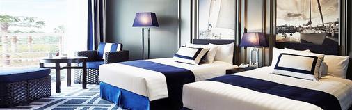 Kensington Jeju Hotel - Seogwipo - Bedroom