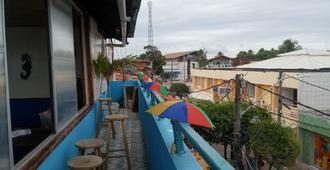 Hostel e Pousada Vila de Porto - Porto de Galinhas - Balcony