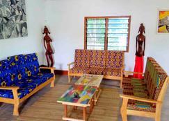 Espace Culturel Kekeli - Kpalimé - Living room