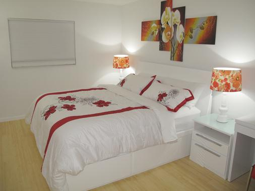 Downtown Hollywood Boutique Hotel - Hollywood - Schlafzimmer