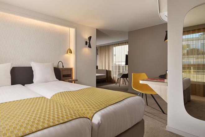 奧特易圖爾埃菲爾酒店 - 巴黎 - 巴黎 - 臥室