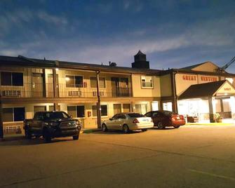 Great Western Inn Suites - Junction City - Gebouw