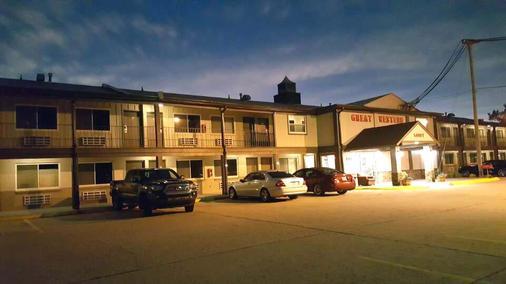 Great Western Inn Suites - Junction City - Building