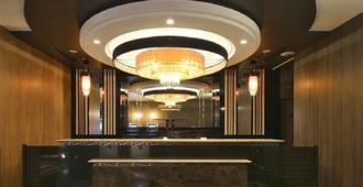 Apa Hotel Namba-Shinsaibashi - אוסקה - דלפק קבלה