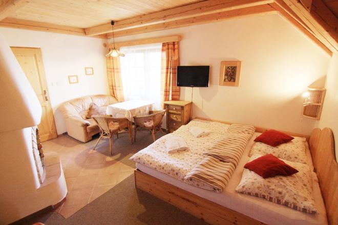 Hotel Frýdl - Prague - Bedroom