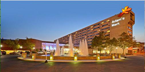 Buffalo Grand Hotel - Buffalo - Rakennus