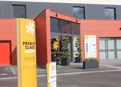 Première Classe Obernai Centre Gare - Obernai - Rakennus