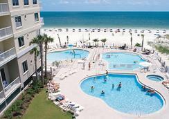 SpringHill Suites by Marriott Pensacola Beach - Pensacola Beach - Pool