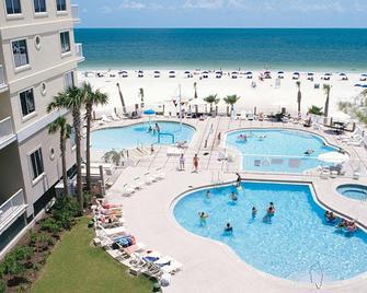 Springhill Suites Pensacola Beach - Pensacola Beach - Zwembad