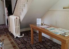 The Wycliffe Guest House - Folkestone - Lobby