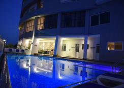 Golden Tulip Canaan Kampala - Kampala - Bể bơi