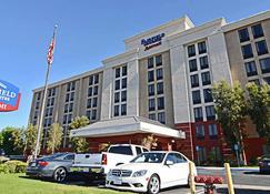 Fairfield Inn & Suites by Marriott Anaheim North/Buena Park - Buena Park - Rakennus