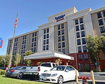 Fairfield Inn & Suites Anaheim Buena Park/Disney North - Буена-Парк - Building