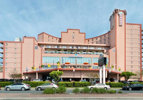 Hotels In Ocean City Md >> Grand Hotel Spa 58 1 9 2 Ocean City Hotel Deals Reviews