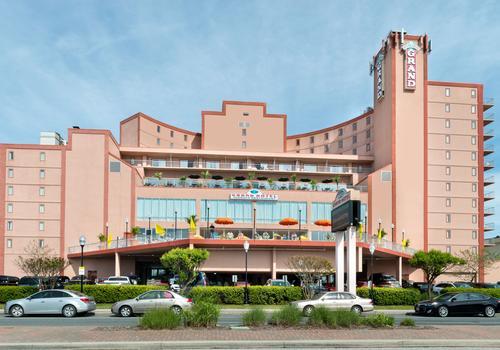 Grand Hotel Spa Ab 65 Hotels In Ocean City Kayak