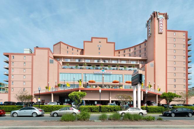 Grand Hotel Ocean City - Ocean City - Building