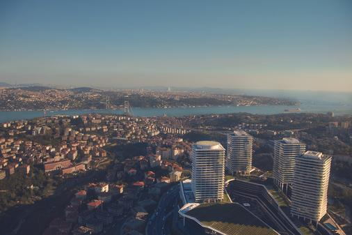 Raffles Istanbul - Istanbul - Building