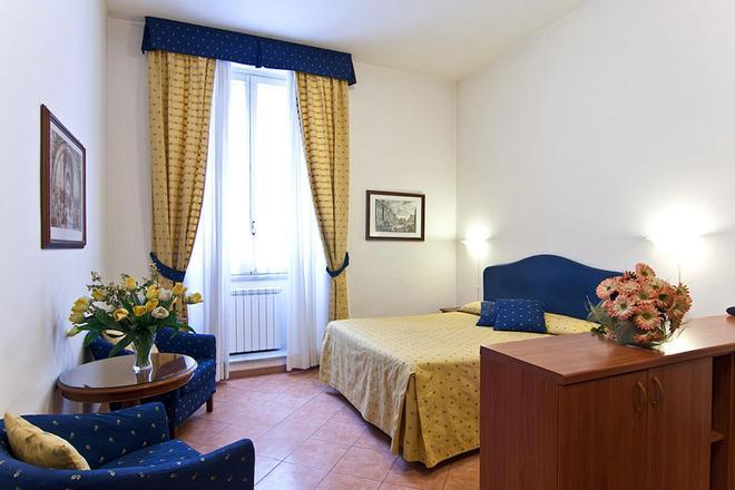 San Pietro La Corte - Rome - Phòng ngủ