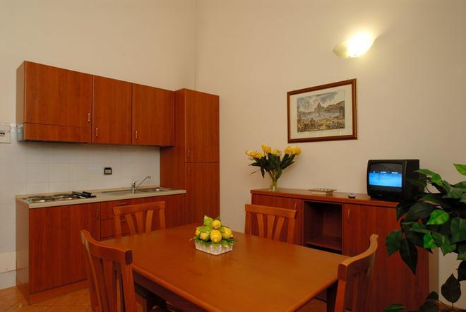 San Pietro La Corte - Rome - Phòng ăn