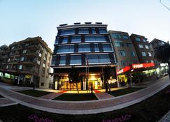 Özyigit Otel - Gazipaşa - Vista del exterior