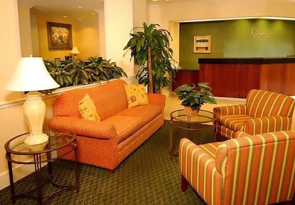 Fairfield Inn by Marriott Orlando Airport - Orlando - Aula