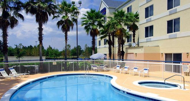Fairfield Inn by Marriott Orlando Airport - Orlando - Uima-allas