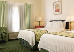 奧蘭多機場萬豪費爾菲爾德套房酒店 - 奥蘭多 - 奧蘭多 - 臥室
