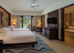 Conrad Bali - Denpasar - Schlafzimmer